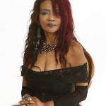the rock queen Emyna has a new album