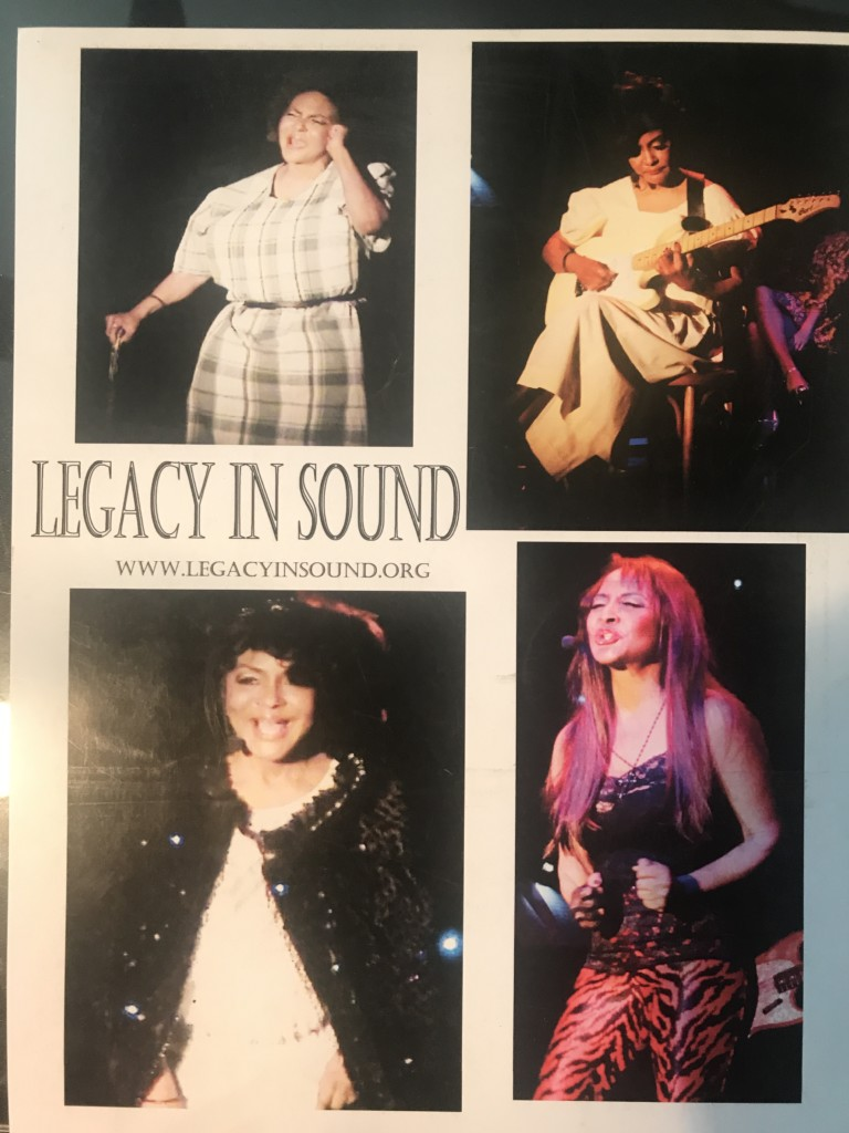 legacy in sound
